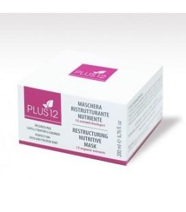 Maschera Ristrutturante Nutriente PLUS 12