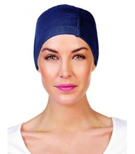 Turbante notte CHANDRA Blu - 0391