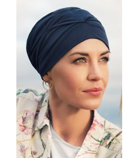Turbante BECCA Technology blu - 0383
