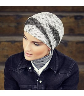 Turbante EMMY winter birch - 0621