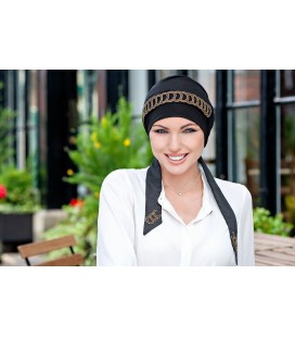 Turbante YANNA golden diadem