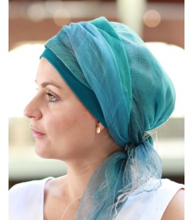 Turbante/foulard TANIA - 1197